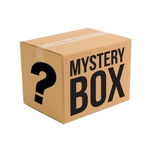 Mystery box! Full of goodies